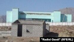 Колония строгого режима в таджикском городе Худжанд.
