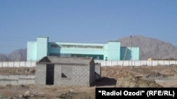 The Khujand prison in northern Tajikistan.