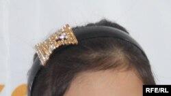 6 жасар Хадиша қазақ ақындарының өлеңдерін оқудан жалықпайды. 2010 жыл, 25 ақпан.