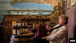 Наиболее известным экспортным товаром Крыма остается вино