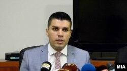 Вицепремиерот за борба против корупција, Љупчо Николовски