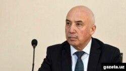 Глава Минздрава Узбекистана Алишер Шадманов.