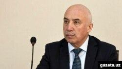 Министр здравоохранения Узбекистана Алишер Шодмонов.