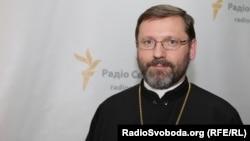 Глава Української Греко-Катрлицької церкви Святослав