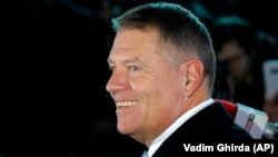 Presidenti i Rumanisë, Klaus Iohannis.