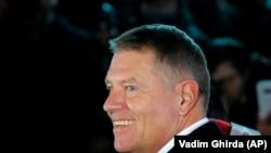 Președintele Klaus Iohannis, noiembrie 2019.