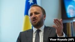 Ministri i Drejtësisë në Qeverinë e Kosovës, Abelard Tahiri.