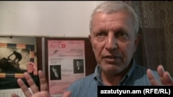 Բաքվեցի համերկրացիների «Միասնություն» հասարակական կազմակերպության նախագահ Ռոբերտ Խաչատուրյան