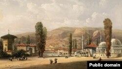 Карло Боссоли «Ханский дворец»