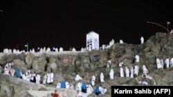 Арафат тоосу, 30-август