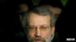 İran parlamentinin sədri Əli Laricani