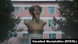 Кызыл-Булак айылындагы орто мектепке Молдо Нияздын аты берилип, бюсту орнотулган.