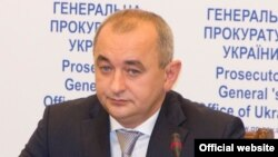 Анатолий Матиос, Украинаның бас әскери прокуроры.