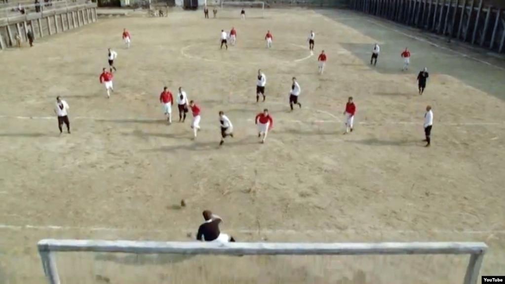 Macedonia Soccer Movie Kicks Off Controversy