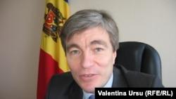Vicepremierul Eugen Carpov