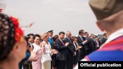 Prošle godine Beograd je posetio predsednik Kine Si Đinping