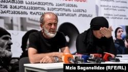Малхаз Мачаликашвили и Медико Маргошвили