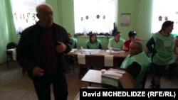 Грузија- гласање на локални избори, 21.10.2017