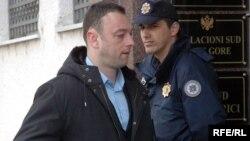 Damir Mandić u zatvoru je više od tri godine, Foto: Savo Prelević