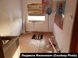 Дом семьи Филонович