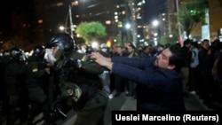 Nemiri na ulicama La Paza