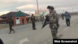 Сразу после взрыва