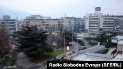 Shkupi - kryeqyteti i Maqedonisë