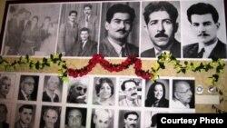 صور لشهداء الحركة الوطنية العراقية