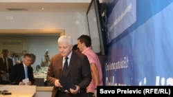 Skup u Podgorici o napretku na evropskom putu, 3. oktobar 2011.