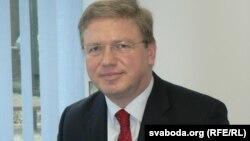 Єврокомісар з питань розширення і європейської політики сусідства Штефан Фюле