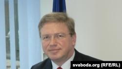Єврокомісар у справах розширення ЄС Штефан Фюле