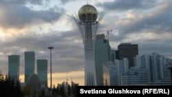 Астана. Көрнекі сурет.