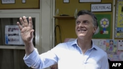 Արգենտինայի նորընտիր նախագահ Մաուրիսիո Մակրի, արխիվ