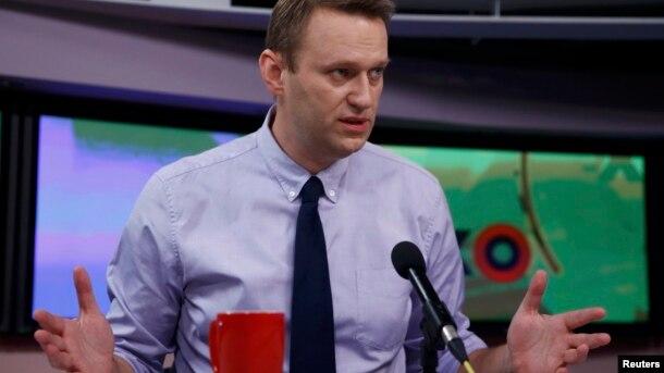 Aleksei Navalny Ekho Moskvy radiosunda, Moskva, 14 dekabr 2016
