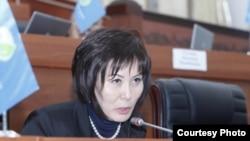 Гульшат Асылбаева.