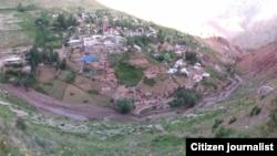 Кишлак Марзич расположен в опасной зоне