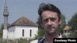 Alan Little, ratno izvještavanje iz BiH, foto: BBC