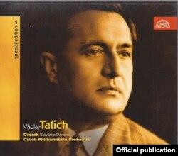 Coperta ediției înregistrărilor complete ale lui Vaclav Talich