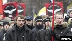 Русский марш в ноябре 2007 года