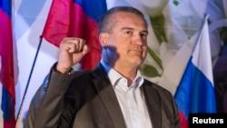 Премьер-министр Крыма Сергей Аксенов.