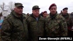 Oleg Ivanovič Pejčevski, Oleg Olegovič Poljgujev i Zoran Veličković