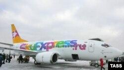 «Sky Express» очкычы