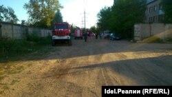 15 августа стало известно об эвакуации жителей одного из жилых домов в Ижевске из-за утечки в округе неустановленного химического вещества