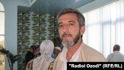 Муҳаммадшариф Набиев.