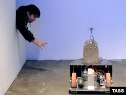 """Выставка искусства сверхновых технологий """"Наука как предчувствие"""""""