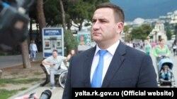 Экс-глава администрации города Ялты Андрей Ростенко. 9 июня 2016 года