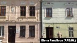 Черновцы, дом поэта Розы Ауслендер. Покинула Черновцы в 1945 году