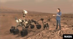 Марсианский транcпорт