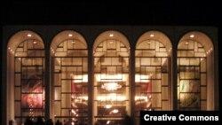 Нью-Йорк. Метрополитен Опера