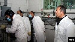Natanz uranzənginləşdirmə zavodu